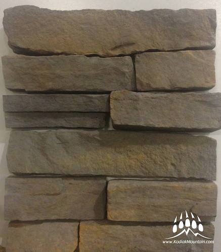 Ledge Stone (Color: Shale)