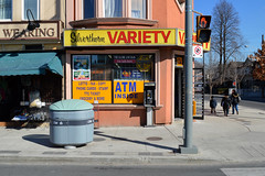 DSC_0431 v2 (collations) Tags: toronto ontario architecture documentary vernacular streetscapes builtenvironment cornerstores conveniencestores urbanfabric varietystores
