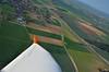 Turning left near Pont sur Yonne (La Pom ) Tags: aircraft flight engine single pont sur a210 vol winglet propeller avion rotax aquila hélice yonne monomoteur