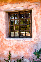 Carmel Mission Window (stephencurtin) Tags: california usa architecture catholic elements carmel mission historial thechallengefactory