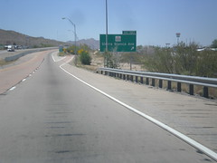 I-10 West - Exit 107 (sagebrushgis) Tags: sign texas intersection i10 sierrablanca biggreensign freewayjunction rm1111