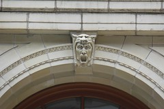 Hercules, Elgin & Winter Garden Theatres (grecomic) Tags: sculpture toronto architecture downtown stonework yongestreet stonecarvings hercules beauxarts elgintheatre yongest wintergardentheatre nemeanlion elginandwintergardentheatre