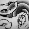 octopus tattoo (my camera is a jar) Tags: japan nagoya nic octopustattoo