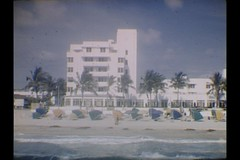 Beach Hotel (State Library and Archives of Florida) Tags: ocean travel vacation sun tourism sand florida tourists 1950s fortlauderdale beaches hotels browardcounty cabanas statelibraryandarchivesofflorida floridapromotionalfilms19481978 beachhotelfilm