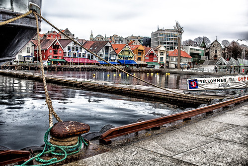 Stavanger Port, Norway