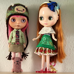 Just two sweet dollies...