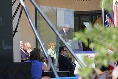 TSLAC Staff Attend President George W. Bush Library Opening 4.25.13 (Texas State Library and Archives Commission) Tags: records dallas texas georgewbush archives georgehwbush billclinton hillaryclinton smu jimmycarter presidentiallibrary condoleezzarice barackobama southernmethodistuniversity governoroftexas michelleobama texasstatelibraryandarchivescommission