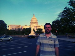llegamos a Washington :)