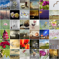 i love your work 44 (*silviaON) Tags: friends collage mosaic favorites april 2013
