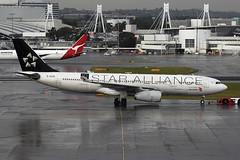 B-6091, Sydney, March 22nd 2013 (Southsea_Matt) Tags: sydney staralliance airbusa330 airchina b6091