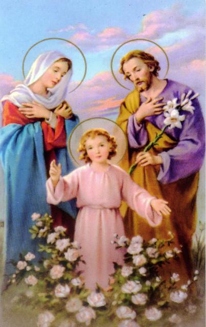Sagrada Famila de Nazaret