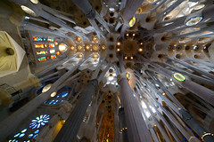 Sagrida Familia Barcelona (JinLancs) Tags: geocity exif:iso_speed=640 exif:focal_length=14mm camera:make=nikoncorporation exif:make=nikoncorporation geostate geocountrys exif:lens=140240mmf28 exif:aperture=28 exif:model=nikond800e camera:model=nikond800e