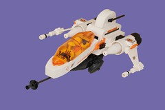 R-37MX Dual Tangent (pasukaru76) Tags: lego space moc starfighter rtype canon100mm marsmission