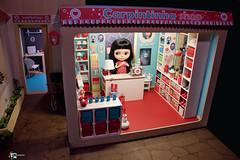 Playscale miniature shop diorama 20