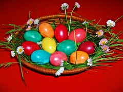 Paste fericit! Happy Easter! (Ramona R***) Tags: flowers red flores fleurs easter basket paste blumen pascua huevos pscoa eggs fiori ostern 1001nights blommor cos bloemen blomster bulaklak oeufs pasqua eastereggs ovos iekler eier eieren pques yumurta flori   oeufsdepques g uova pasti kukkia telur oua ovosdepscoa ostereier huevosdepascua colourfuleggs cestadeovos uovadipasqua   munat basketofeggs  uovacolorate coscuoua huevosdecolores ouadepasti farbigeeier  1001nightsmagiccity ovoscoloridos ouacolorate uibheacha cestadehuevos oeufscolors panierdoeufs korbdereier panierediuova mgaitlog