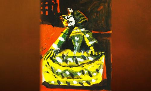 """Meninas, iconósfera de Diego Velazquez (1656), estudio de Francisco de Goya y Lucientes (1778), paráfrasis y versiones Pablo Picasso (1957). • <a style=""""font-size:0.8em;"""" href=""""http://www.flickr.com/photos/30735181@N00/8747982612/"""" target=""""_blank"""">View on Flickr</a>"""