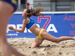 P5196295 (roel.ubels) Tags: beach sport belgium belgië beachvolleyball gent nk beachvolleybal 2013