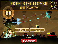 自由之塔:入侵者(Freedom Tower : The Invasion)