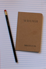 Launch Party (Elizabeth Stilwell) Tags: nyc newyorkcity party pencils paper notebook launch thenotepasser
