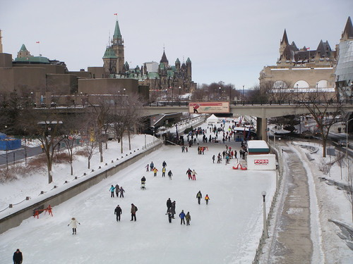 Rideau Canal in Daylight - 1