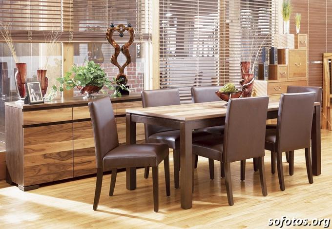 Salas de jantar decoradas (151)