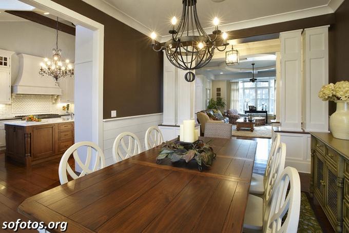 Salas de jantar decoradas (54)