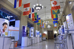 Inaugural Ribbon-Cutting at Global South-South Development Expo (OEA - OAS) Tags: south un development onu global oas oea organizationofamericanstates insulza southsouth organizacindelosestadosamericanos