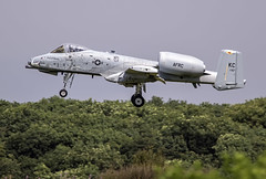 Fairchild Republic A-10C Thunderbolt II, 442nd FW (urkyurky) Tags: a10 thunderbolt warthog leeming usaf afrc airforcereservecommand kc pope aircraft gun gatlinggun avenger yorkshire aviation jets pilots planes rafleeming groundattack combat isil isis daesh waronterror putin russia warfare tankbuster fighter wing squadron canon urkles pixelsnipers wwwpixelsniperscom fairchild republic a10c a10a bentwaters gau