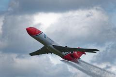 Boeing 727 (S Walker) Tags: show air airshow international oil spill fia farnborough response 727 2016