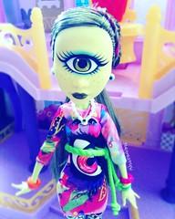 Iris Cyclops (TheGreatSpid) Tags: mh monsterhigh monster high doll dolls iris cyclops