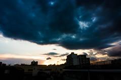 Sunset (ademilo) Tags: sunset sun sky clouds sunshine