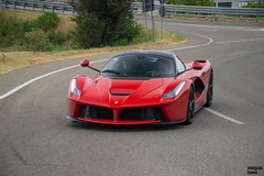 Maranello's Wildest (Beyond Speed) Tags: ferrari laferrari supercars automobili automotive nikon v12 maranello italy hybrid