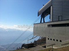 20160329_114230 (coldgazemedia) Tags: switzerland ticino cardada cimetta lepontinealps alps swissalps snowmountain winter bluesky blue snow hiking mountain lakemaggiore photobank stockphoto skiresort skiing outdoor landscape scenery panorama lake tree swissvillage cablecarstation cablecar locarno