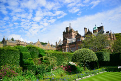 Holker Hall (rich_shepard) Tags: holkerhall holker hall clouds gardens