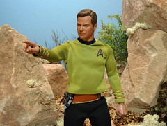 Capt. James T. Kirk (MiskatonicNick) Tags: qmx quantummechanix nanjin startrek 16 actionfigures playscale sixthscale kirk captain