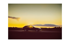 solnedgng (martha ander) Tags: fs160918 stamning fotosndag sunset car