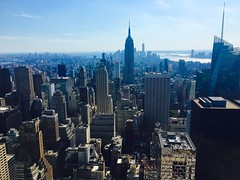 Vacay time-Newyork (click1021) Tags: rockefeller topoftherock
