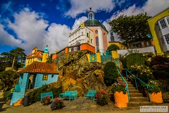 Portmeirion2016.09.16-195 (Robert Mann MA Photography) Tags: portmeirion gwynedd northwales snowdoniamountainsandcoast villages village tourism touristattractions attractions penrhyndeudraeth 2016 autumn friday 16thseptember2016 theprisoner thevillage architecture building buildings seaside