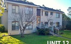 12/5-6 Ferguson Rd, Springwood NSW