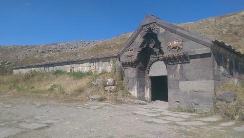 Karawanseraj na przełęczy Selim
