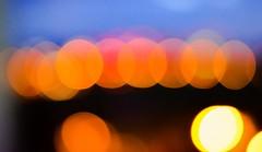 Unschrfe - Lens flares - surreal picture (eagle1effi) Tags: bokeh unschrfe nikon50mmf1850mm nikond5100dslr nikonnightshot nightlights