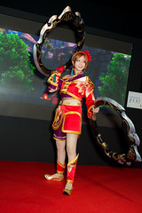 Perfect World -Tokyo Game Show 2016 (Makuhari, Chiba, Japan) (t-mizo) Tags: sigma50mmf14dgart sigma sigma50 sigma5014 sigma50f14 sigma50mm sigma50mmf14 sigma50mmf14exdg sigma50mmf14exdgart sigma50mmart sigma50exdg art  perfectworld  cosplay   cosplayer   tgs tgs2016 tokyogameshow tokyogameshow2016  2016 makuhari chiba    mihama  makuharimesse     campaigngirl showgirl  companion person  portrait women woman girl girls canon canon5d canon5d3 5dmarkiiii 5dmark3 eos5dmarkiii eos5dmark3 eos5d3 5d3 lr lr6 lightroom6 lightroom lrcc lightroomcc  japan