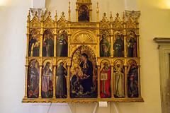 Urbino - Ducal Palace Altarpiece by Antonio Alberti da Ferrara (Le Monde1) Tags: urbino italy unesco worldheritagesite lemonde1 nikon d610 city ducalpalace raffaellosanzio federicodamontefeltro 2nddukeofurbino giovannipascoli palace altarpiece antonioalbertidaferrara artist