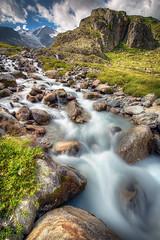 glacial river @ tierbergli #6 (gerhard.rasi) Tags: rasi d810 nikkor 1424 28 lucroitfiltersystem rasich susten steingletscher 2016 dsc2680