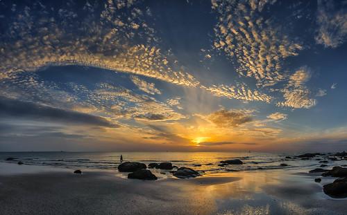 Hua Hin sunrise 2
