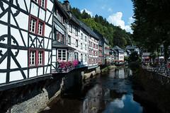 Monschau (Swissrock-II) Tags: monschau eifel germany deutschland historictown nikon d700 august 2016 europe europa fachwerk