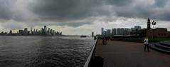 NY - View from Hoboken, New Jersey (Mauro Zoch) Tags: newyork manhattan hoboken lackawanna