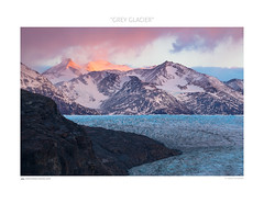 Grey Glacier (www.sicilylandscape.com) Tags: patagonia cile torresdelpaine ghiacciaio montagne