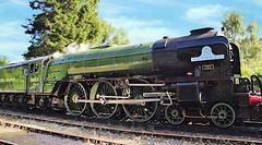 Tornado Steam Locomotive (Bogger3.) Tags: tornado canon600d canon18x135lens