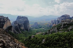 Les Mtores (elina.tsamigos) Tags: meteora meteores mtores greece greek mountains mountain love stunning grece grecia hike hiking summer holidays